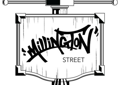 Millington Street – Brand Identity