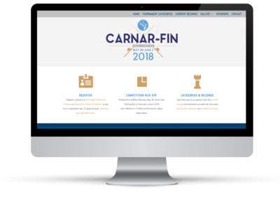 Carnar-fin – Brand Identity + Merch + Marketing