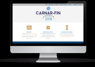 Carnar-fin – Brand Identity + Merch + Marketing